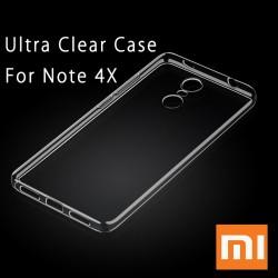 Cover Silicone Xiaomi Redmi Note 4 x