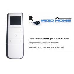 Télécommande RF WIGO-HOME volet roulant