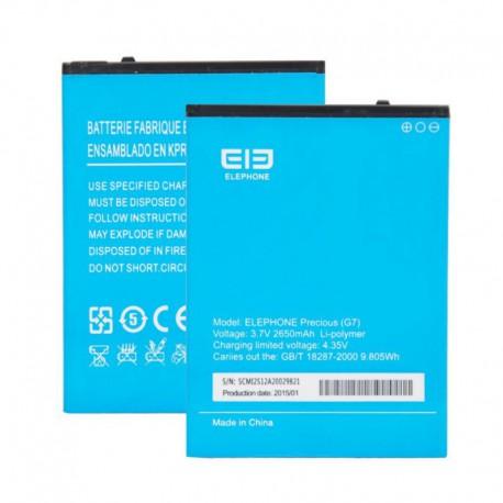 Batterie Elephone G7