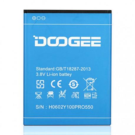 Batterie Doogee Y100 Pro