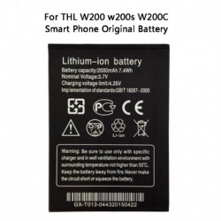 Batterie THL W200