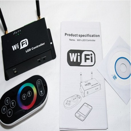 Controleur LED RGB WIFI